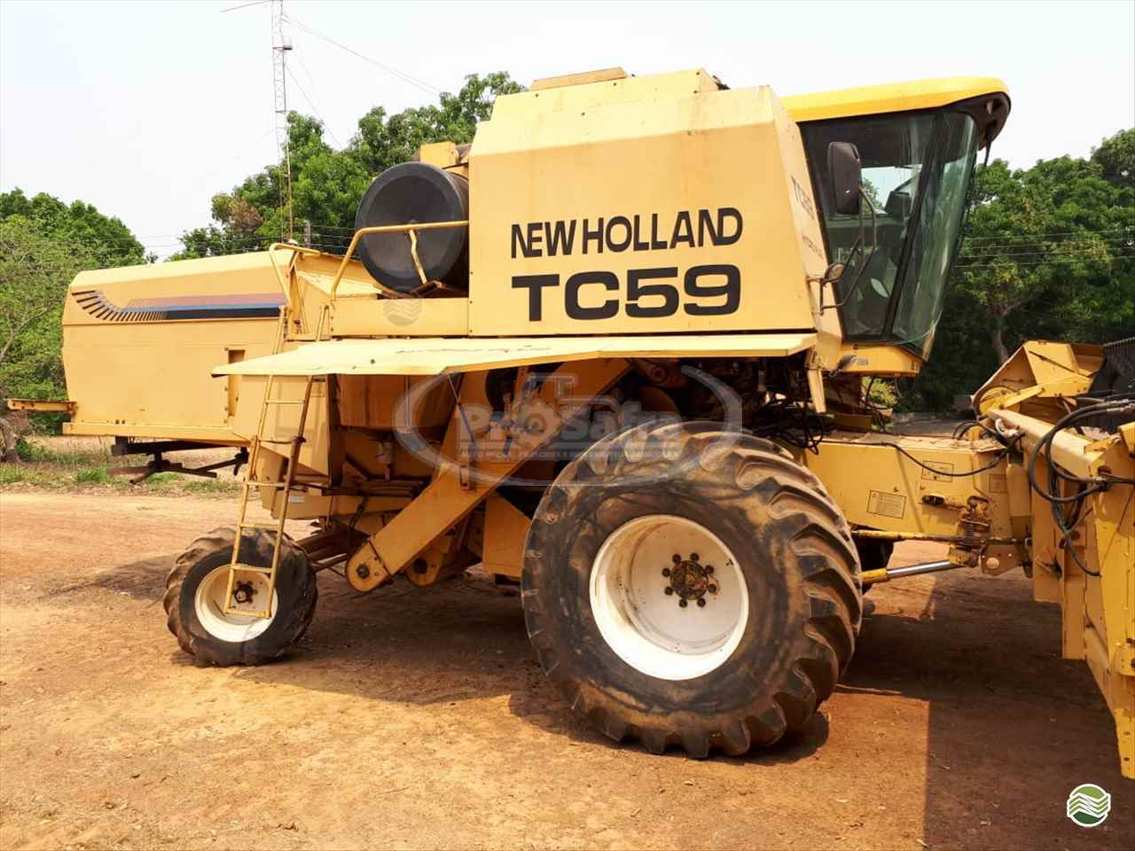 NEW HOLLAND TC 59  20 Prosafra Tratores