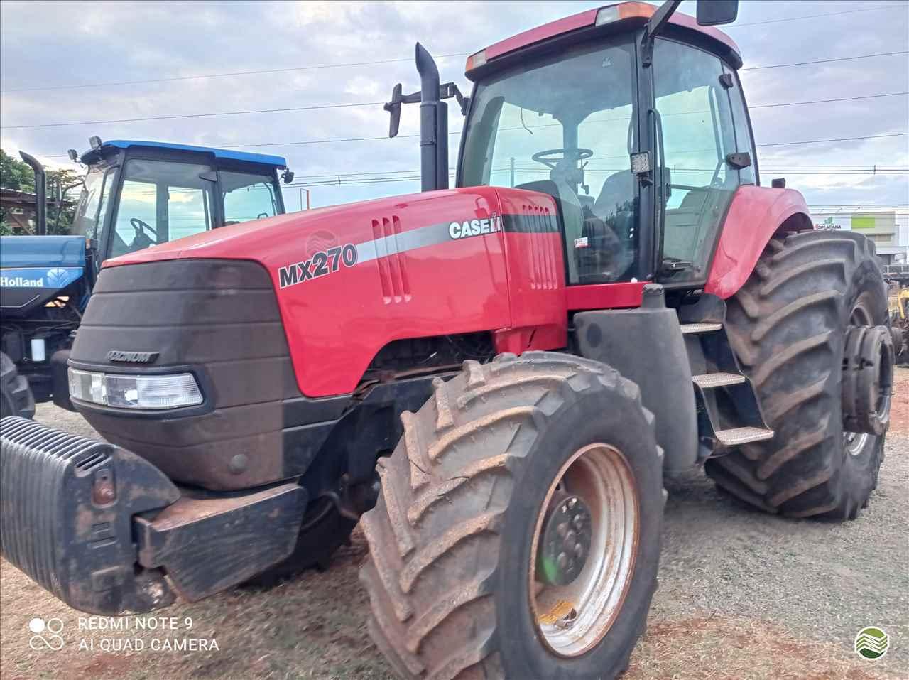 CASE MAGNUM 270  2007/2007 Mezenga Máquinas