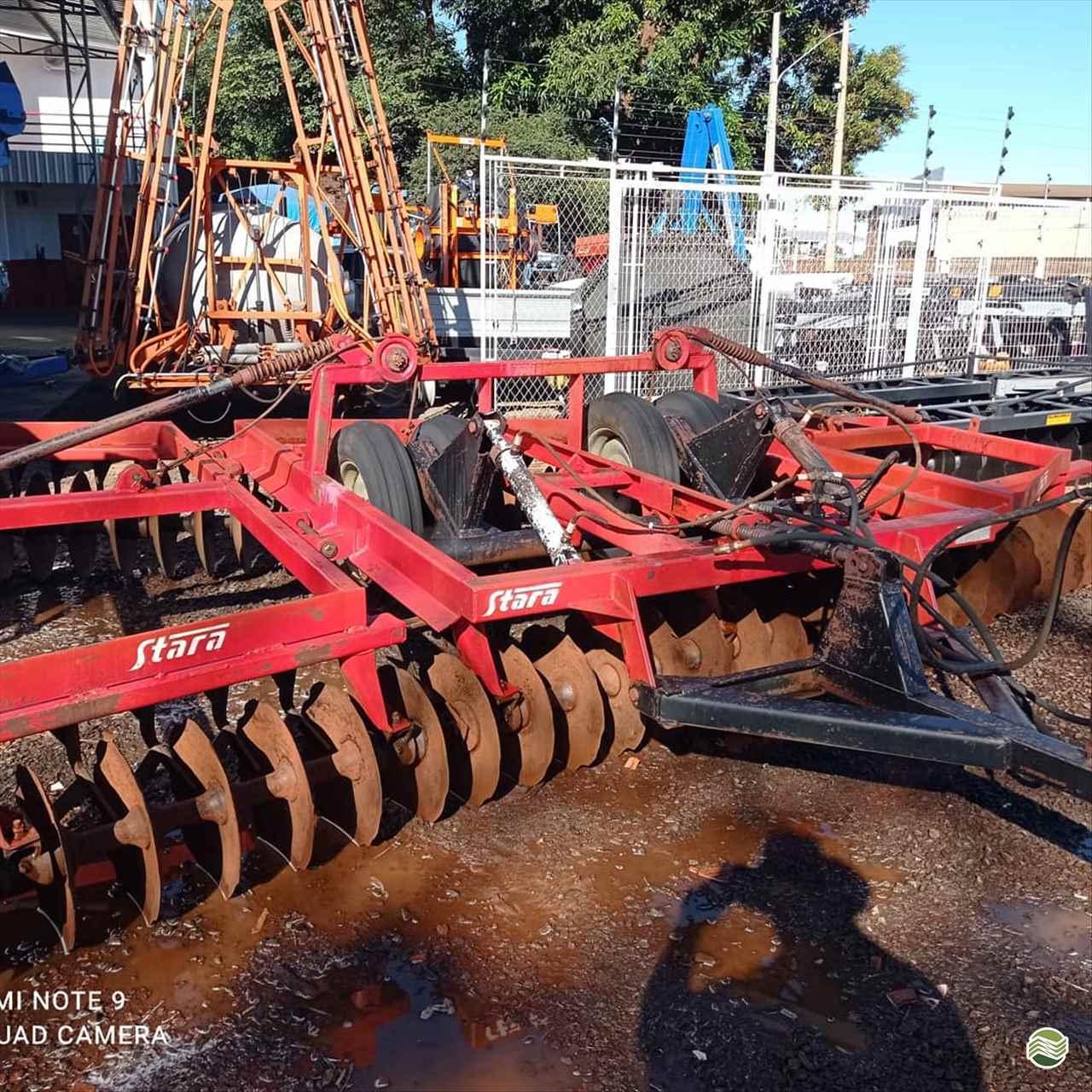 IMPLEMENTOS AGRICOLAS GRADE NIVELADORA NIVELADORA 52 DISCOS Mezenga Máquinas DOURADOS MATO GROSSO DO SUL MS