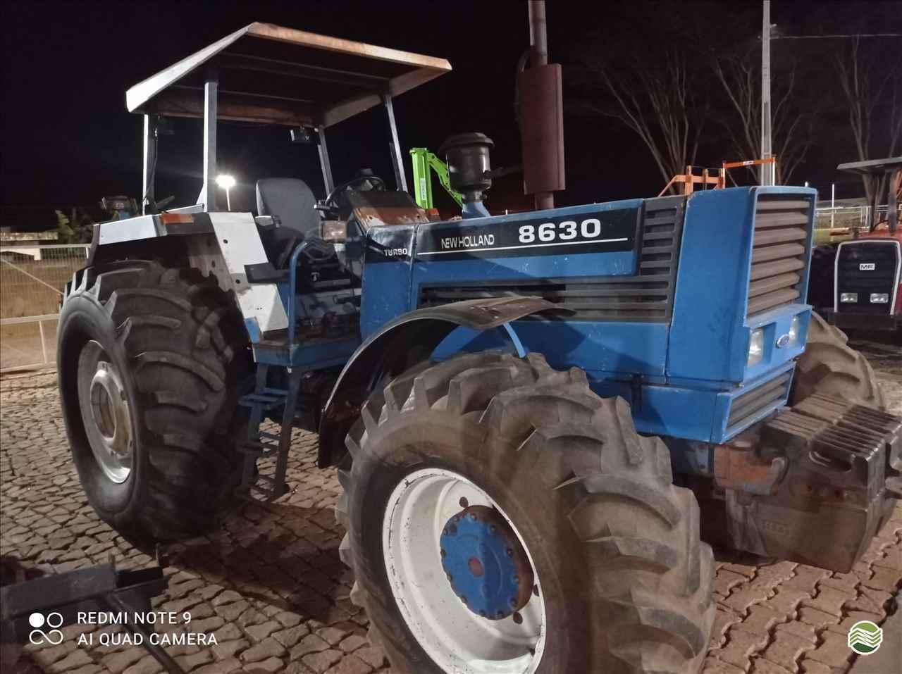 TRATOR FORD FORD 8630 Tração 4x4 Mezenga Máquinas DOURADOS MATO GROSSO DO SUL MS