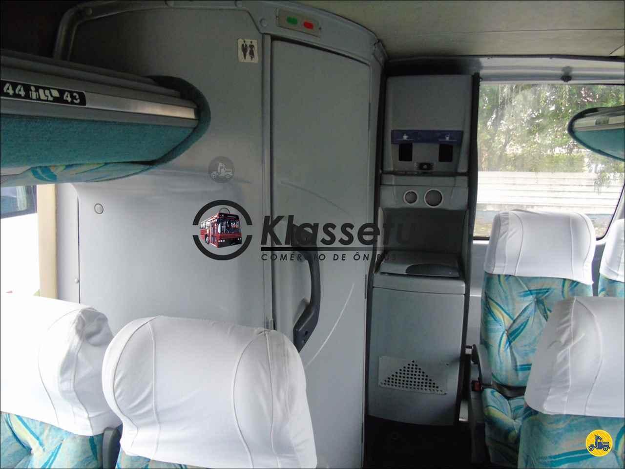 BUSSCAR Vissta Buss  2005/2005 Klassetur Comércio de Ônibus