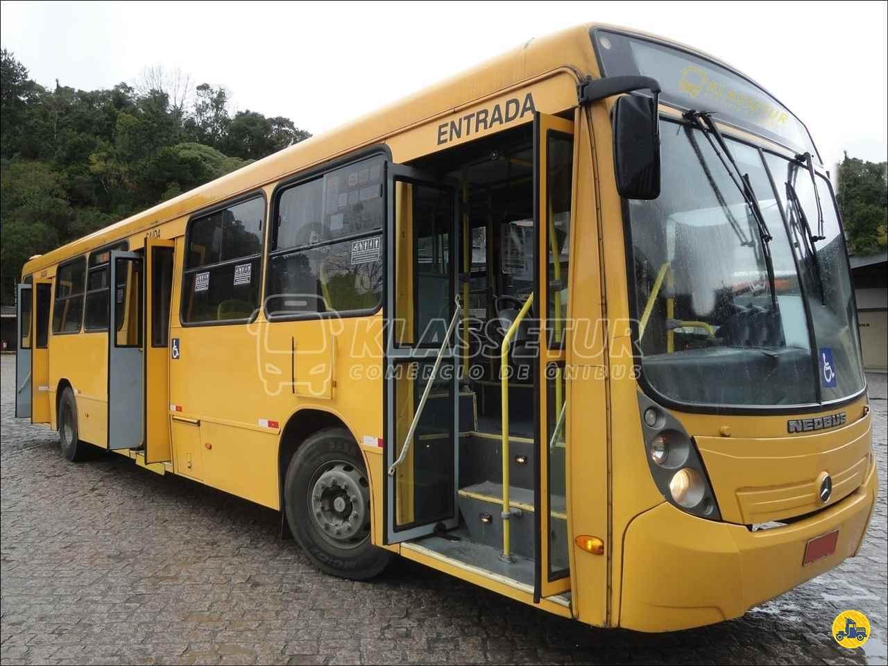 ONIBUS NEOBUS Mega Tração 4x2 Klassetur Comércio de Ônibus CURITIBA PARANÁ PR