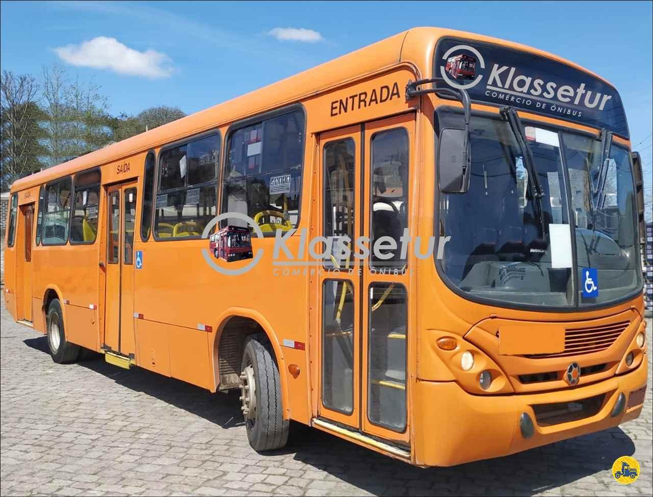 ONIBUS MARCOPOLO Torino Tração 4x2 Klassetur Comércio de Ônibus CURITIBA PARANÁ PR