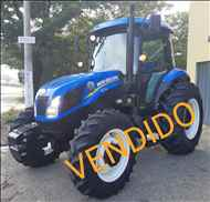 NEW HOLLAND NEW TL 75  2018/2018 Montemag Tratores