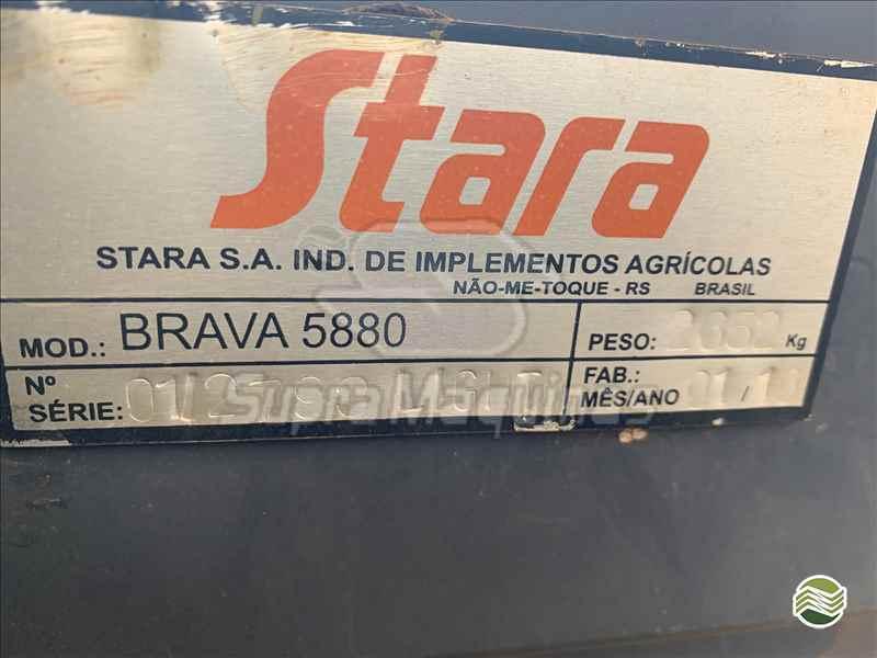 STARA BRAVA 5880  2010/2010 Supra Máquinas