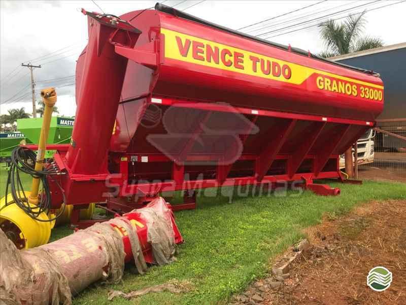 IMPLEMENTOS AGRICOLAS CARRETA BAZUKA GRANELEIRA 33000 Supra Máquinas LUCAS DO RIO VERDE MATO GROSSO MT