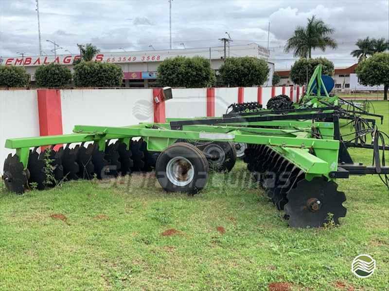 GRADE ARADORA ARADORA 28 DISCOS  2017 Supra Máquinas