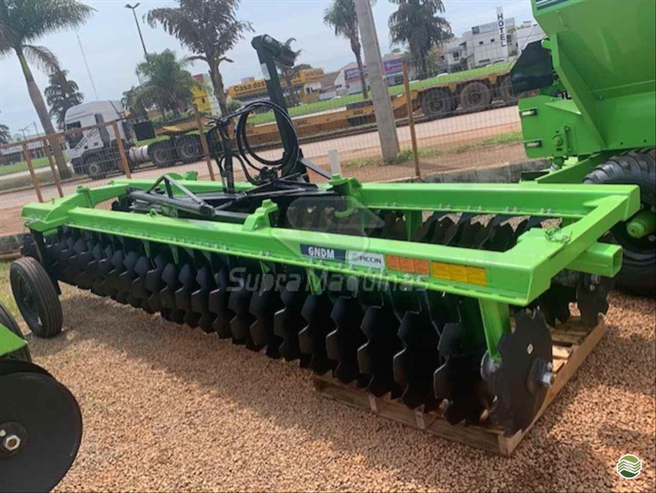 IMPLEMENTOS AGRICOLAS GRADE NIVELADORA NIVELADORA 56 DISCOS Supra Máquinas LUCAS DO RIO VERDE MATO GROSSO MT