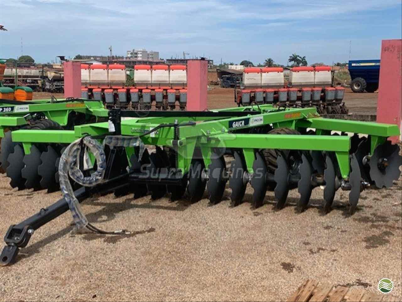 IMPLEMENTOS AGRICOLAS GRADE INTERMEDIÁRIA INTERMEDIÁRIA 36 DISCOS Supra Máquinas LUCAS DO RIO VERDE MATO GROSSO MT