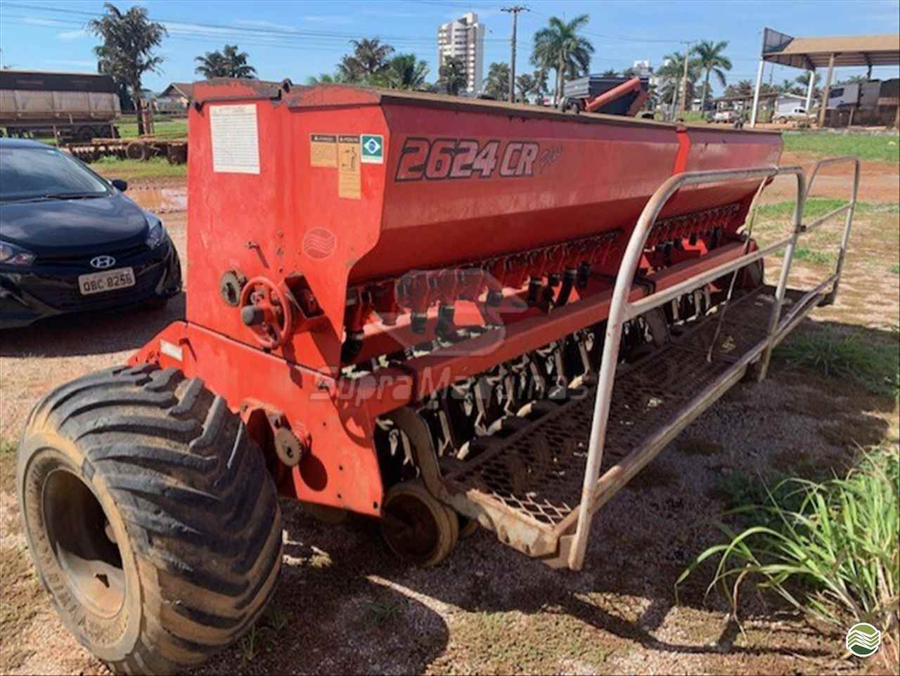 SEMEADEIRA JUMIL JM 2611 Supra Máquinas LUCAS DO RIO VERDE MATO GROSSO MT