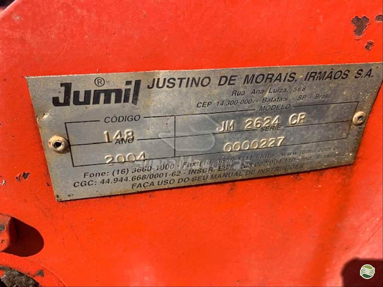JUMIL JM 2611  2004/2004 Supra Máquinas