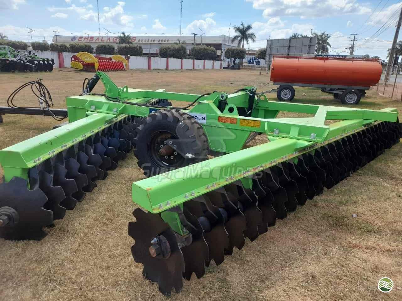 IMPLEMENTOS AGRICOLAS GRADE NIVELADORA NIVELADORA 60 DISCOS Supra Máquinas LUCAS DO RIO VERDE MATO GROSSO MT