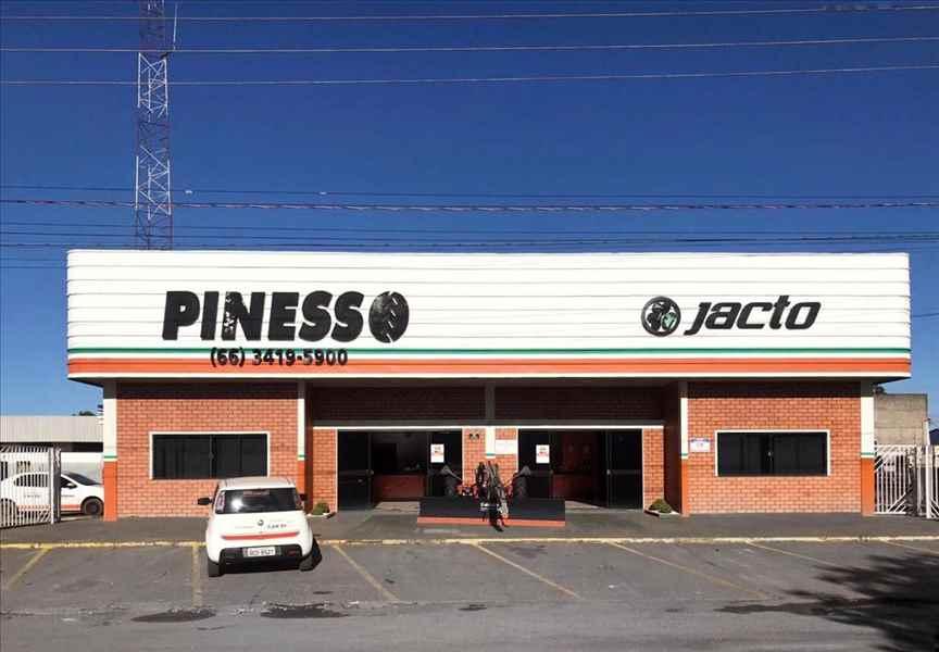 Foto da Loja da Pinesso Máquinas MT