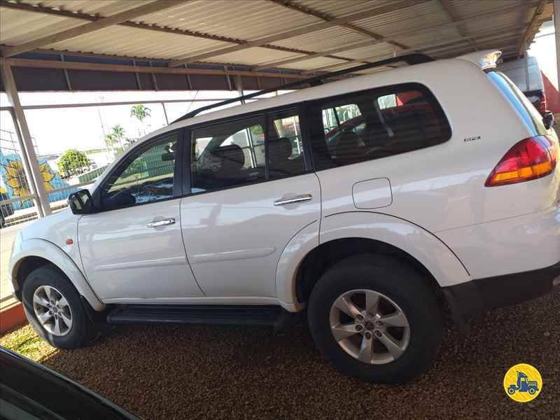 MITSUBISHI Pajero Dakar 3.5 HPE  2012/2013 Lider Caminhões e Veiculos