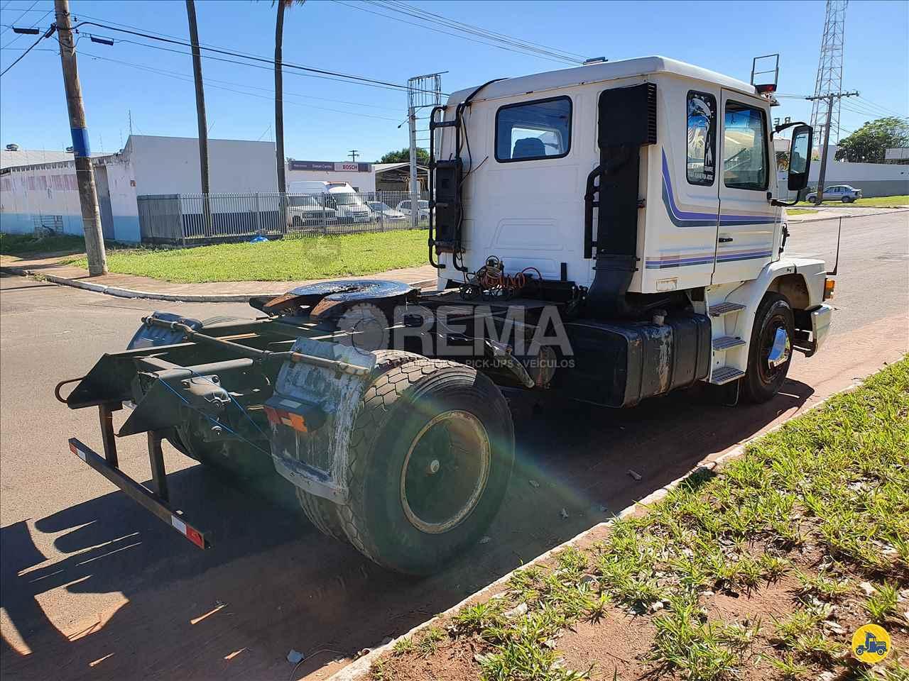 SCANIA SCANIA 112 320  1987/1988 Rema Caminhões - MS