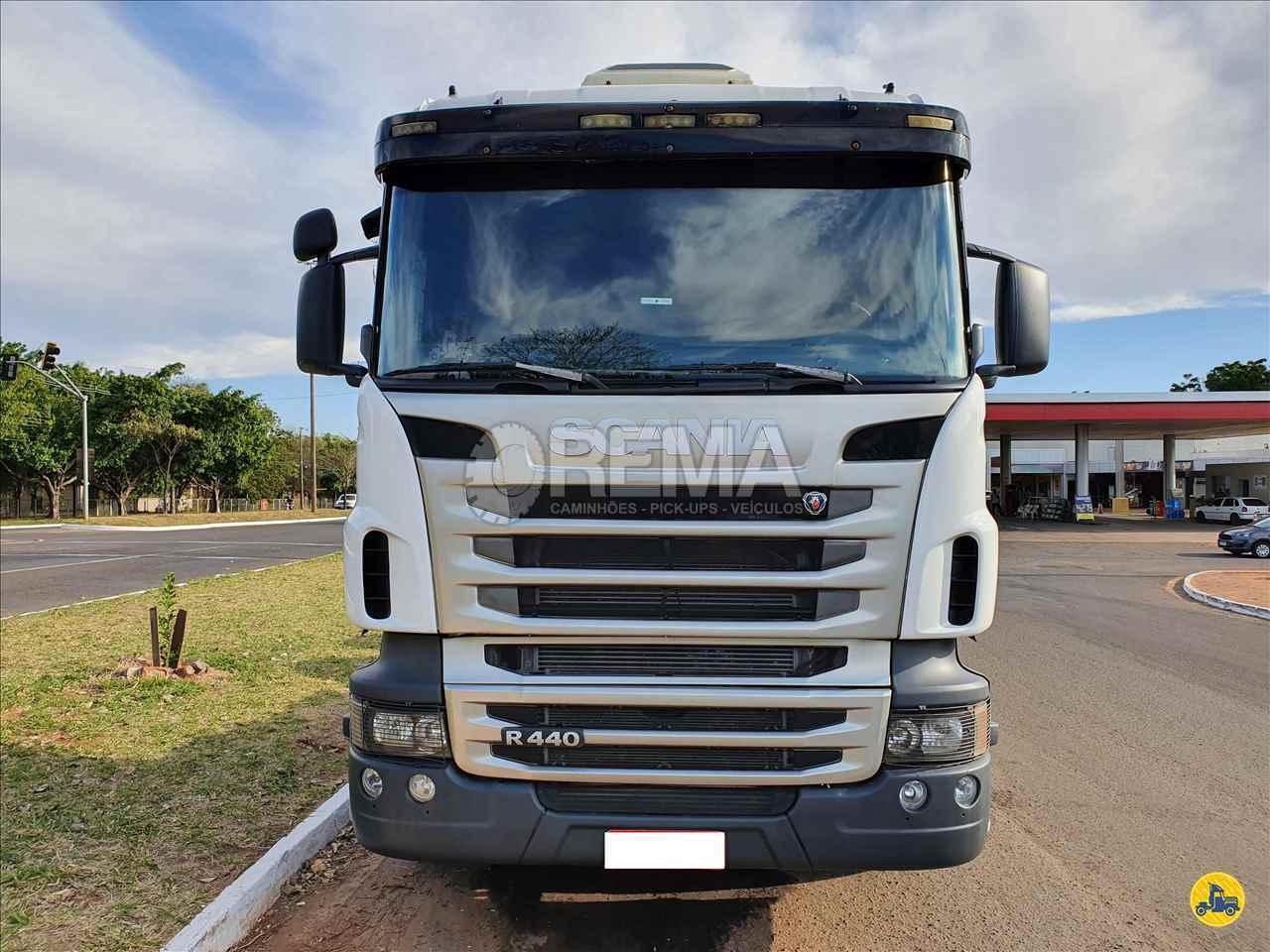 SCANIA SCANIA 440 710000km 2012/2013 Rema Caminhões - MS