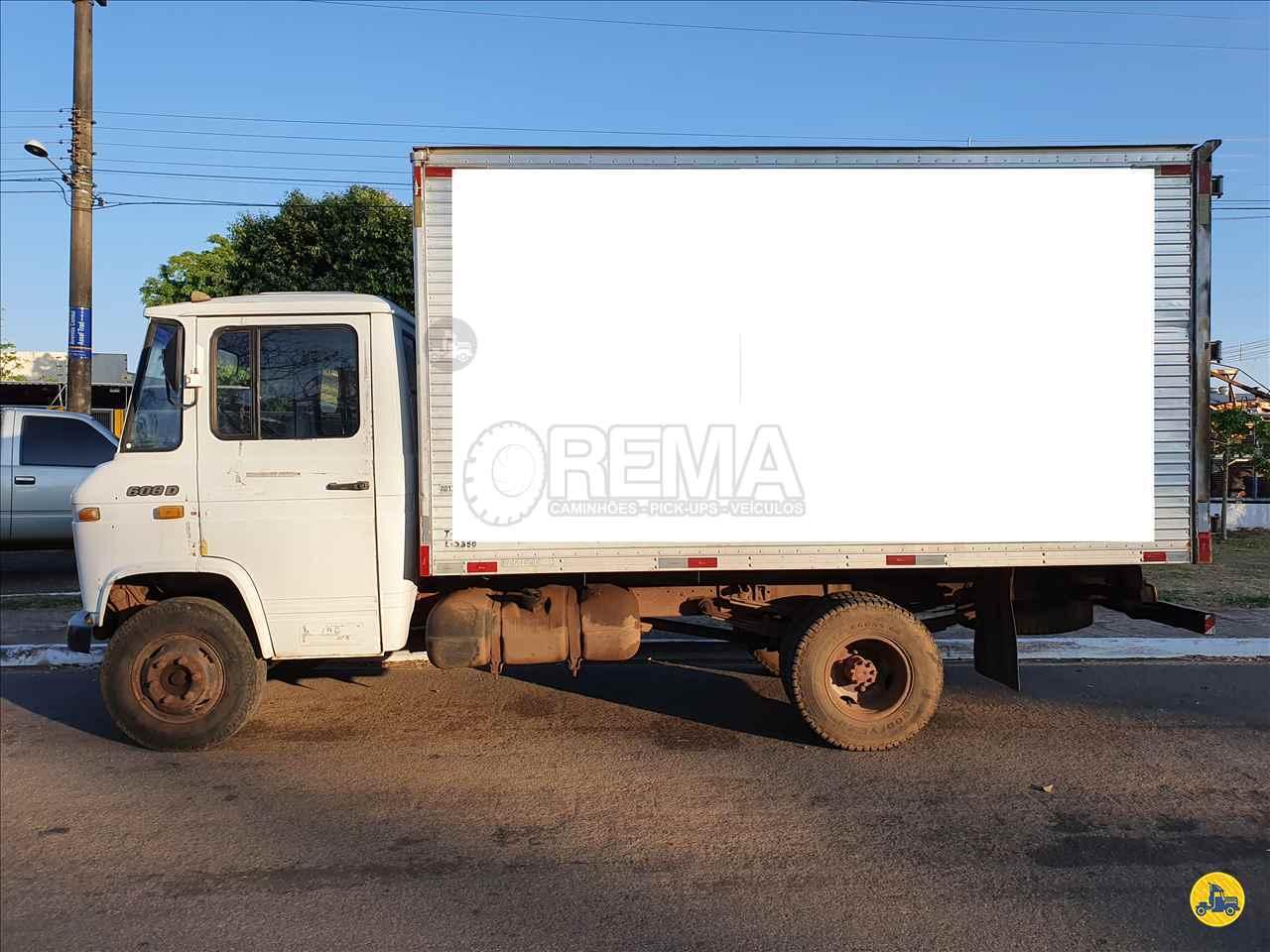 MERCEDES-BENZ MB 608  1984/1984 Rema Caminhões - MS