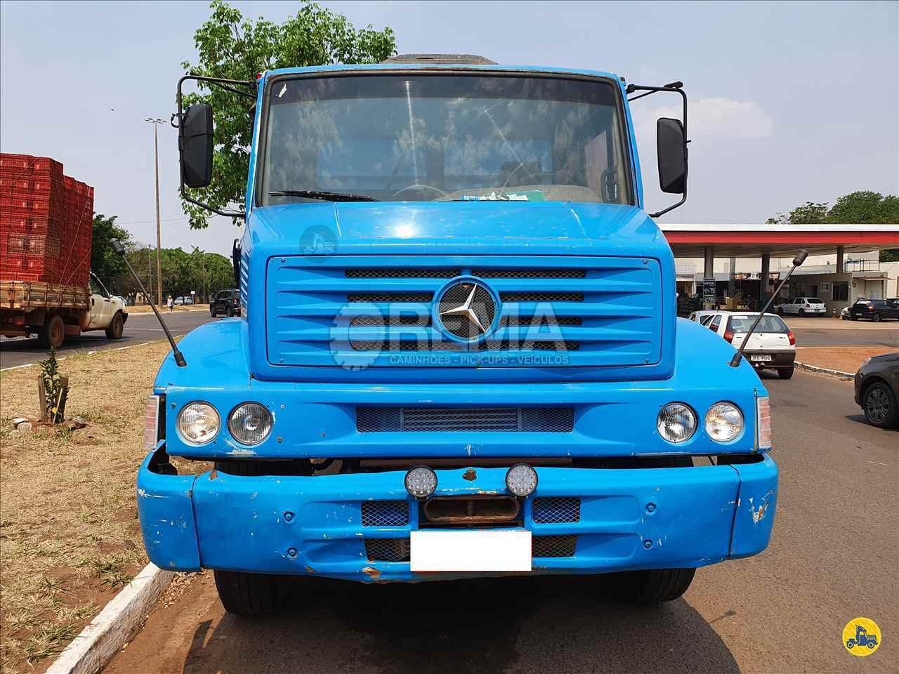 MERCEDES-BENZ MB 1620 0km 2003/2003 Rema Caminhões - MS
