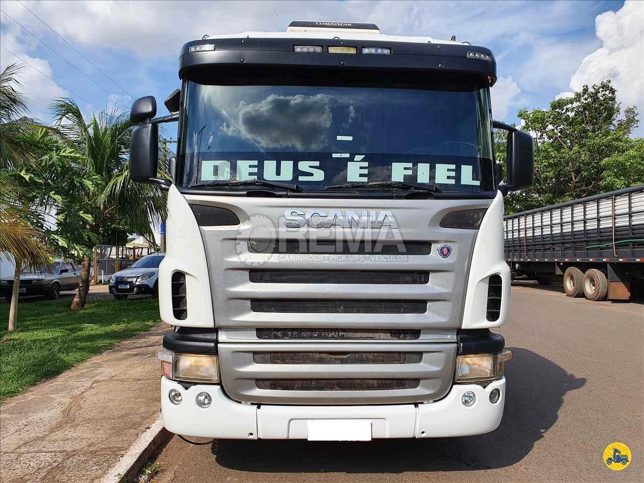 SCANIA SCANIA 124 420  2001/2002 Rema Caminhões - MS