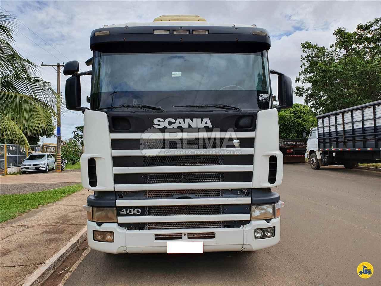 SCANIA SCANIA 124 400  2004/2004 Rema Caminhões - MS