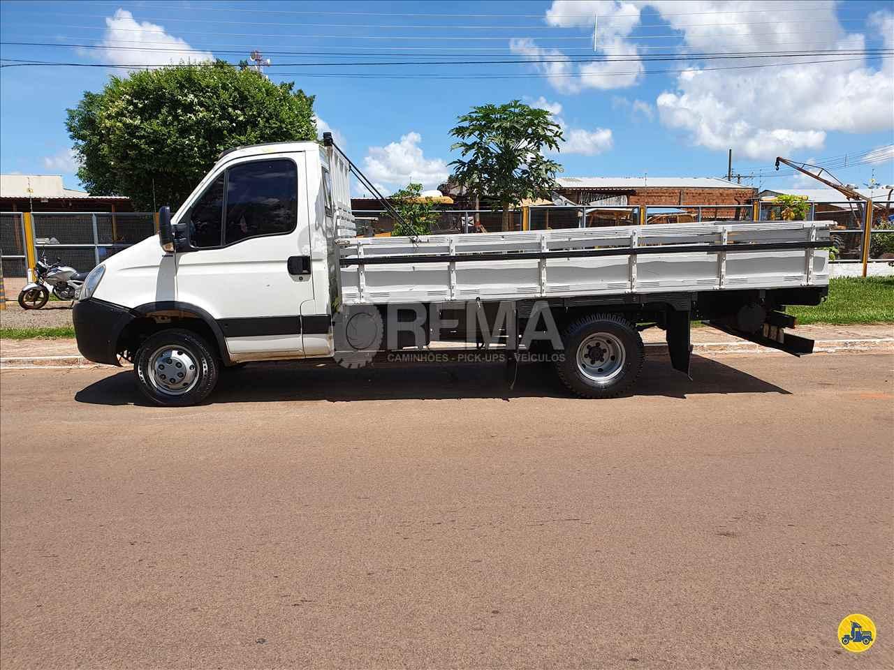 IVECO DAILY 55c16 202000km 2008/2008 Rema Caminhões - MS