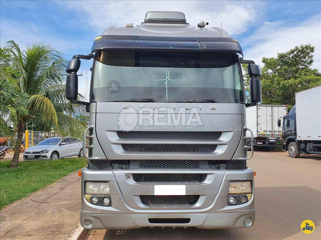 IVECO STRALIS 460 932000km 2011/2012 Rema Caminhões - MS