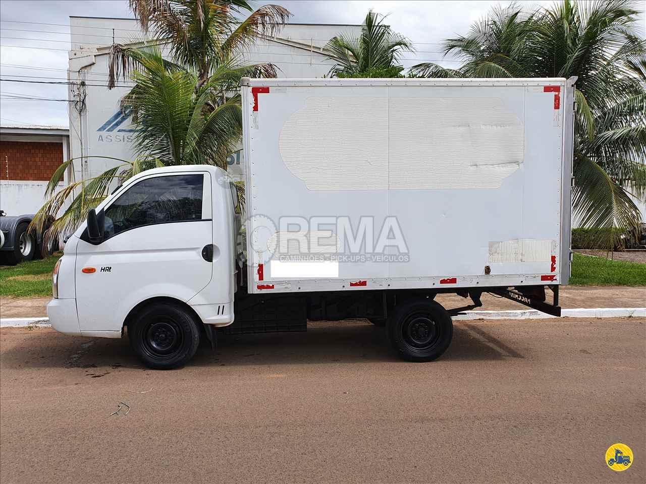 HYUNDAI HR 265000km 2009/2010 Rema Caminhões - MS