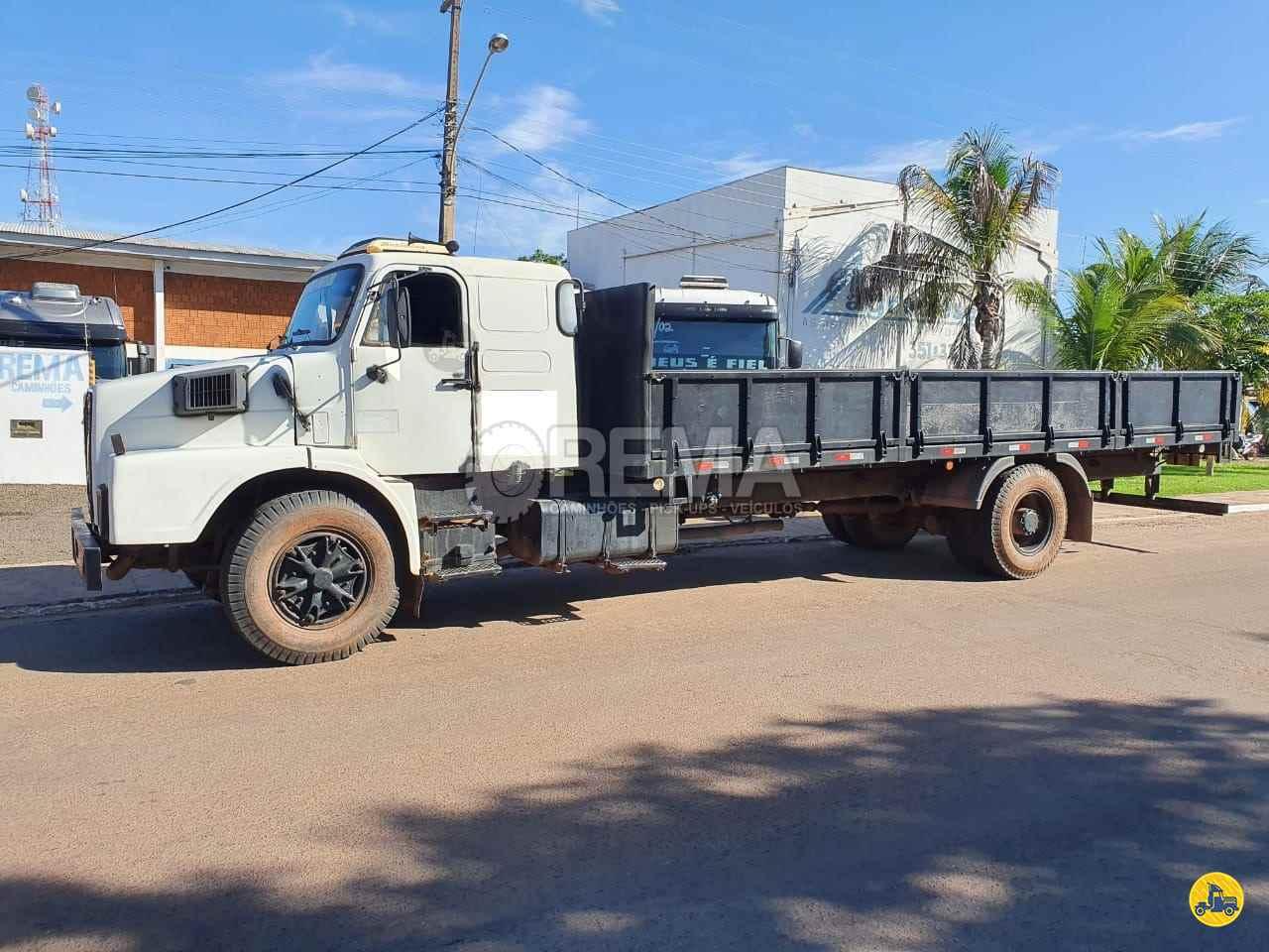 CAMINHAO VOLVO VOLVO NL10 320 Carga Seca Toco 4x2 Rema Caminhões - MS CAMPO GRANDE MATO GROSSO DO SUL MS