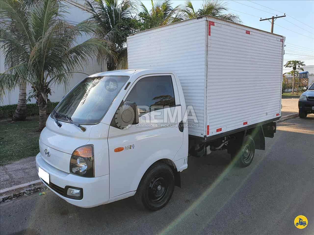 CAMINHAO HYUNDAI HR Baú Furgão 3/4 4x2 Rema Caminhões - MS CAMPO GRANDE MATO GROSSO DO SUL MS