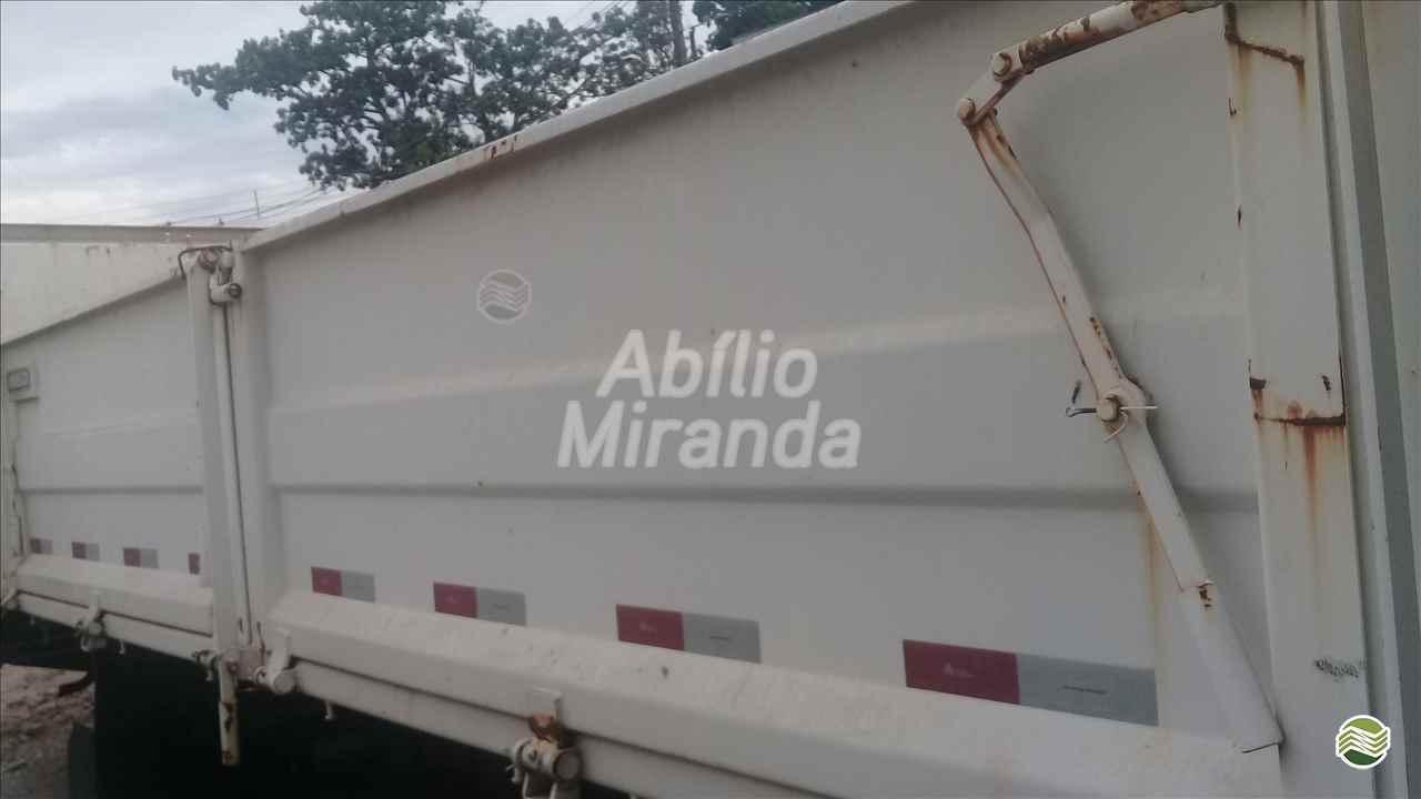 SEMI-REBOQUE BASCULANTE  2014/2014 Abilio Miranda