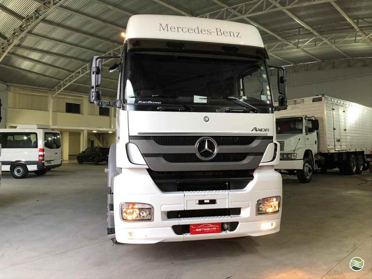 CAMINHAO MERCEDES-BENZ MB 2544 Chassis Truck 6x2 Abilio Miranda DIVINOPOLIS MINAS GERAIS MG