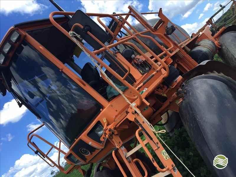 PULVERIZADOR JACTO UNIPORT 2500 STAR Tração 4x2 GPS Máquinas CAMPO VERDE MATO GROSSO MT