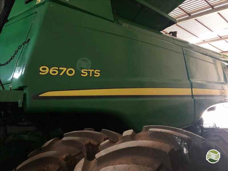 JOHN DEERE JOHN DEERE 9670 STS  2012/2012 GPS Máquinas