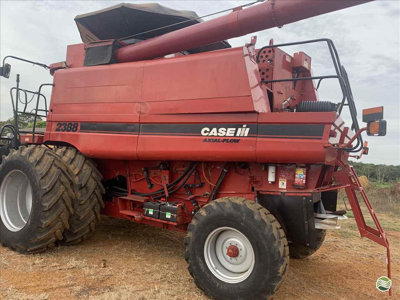 CASE CASE 2388  2008/2009 GPS Máquinas