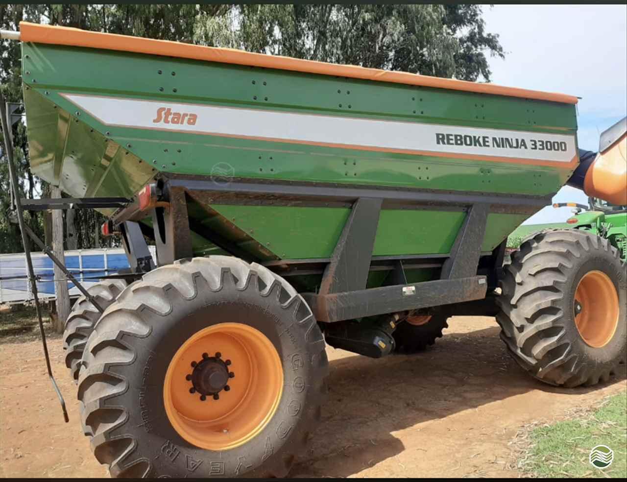 IMPLEMENTOS AGRICOLAS CARRETA BAZUKA GRANELEIRA 33000 GPS Máquinas CAMPO VERDE MATO GROSSO MT