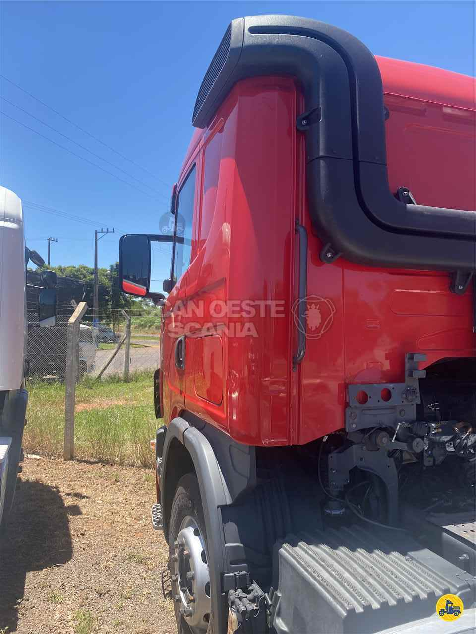 SCANIA SCANIA 380  2007/2007 Scan Oeste