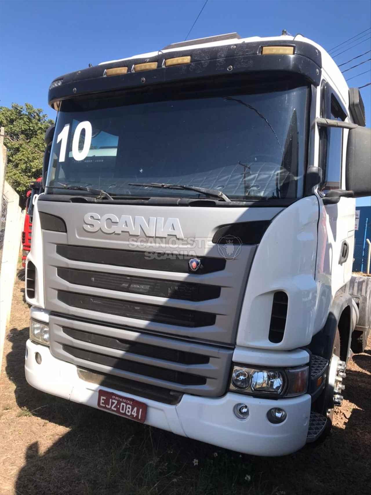 CAMINHAO SCANIA SCANIA 124 420 Cavalo Mecânico Truck 6x2 Scan Oeste OSVALDO CRUZ SÃO PAULO SP
