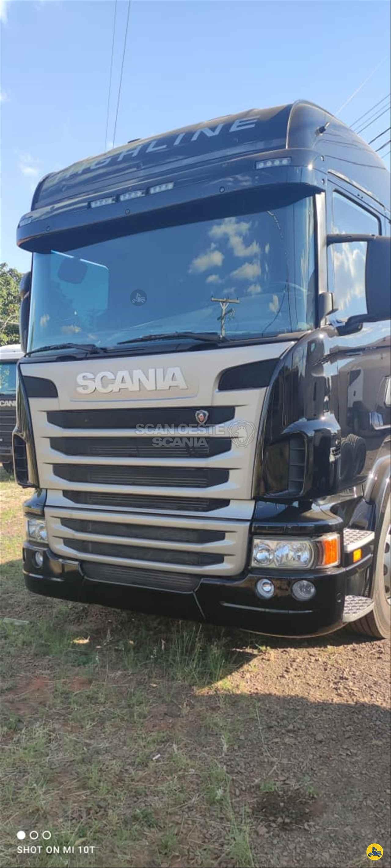 CAMINHAO SCANIA SCANIA 440 Cavalo Mecânico Traçado 6x4 Scan Oeste OSVALDO CRUZ SÃO PAULO SP