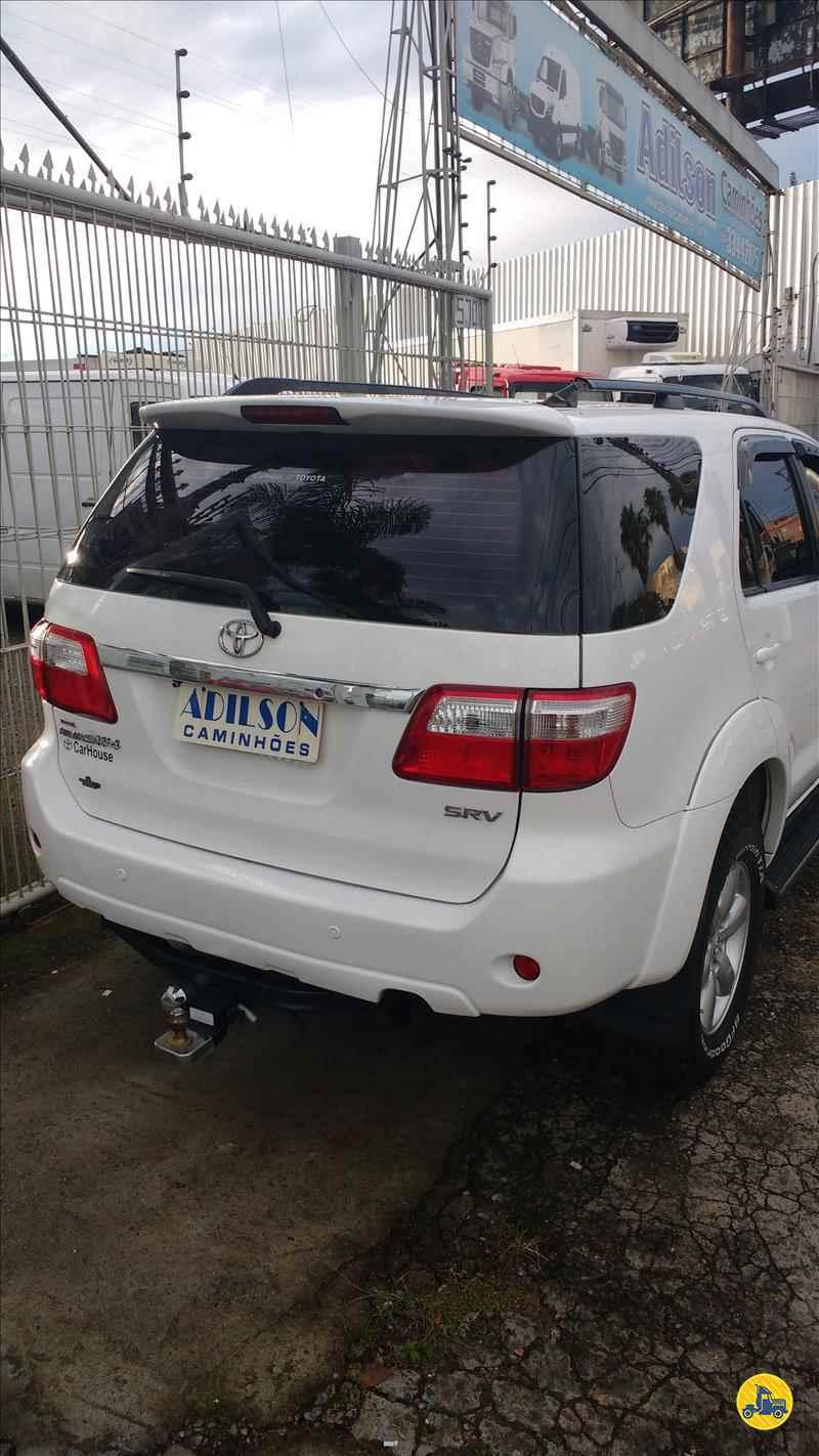 TOYOTA Hilux SW4 3.0 SRV  2011/2011 Adilson Caminhões