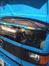 MERCEDES-BENZ MB 710  2004/2004 Adilson Caminhões