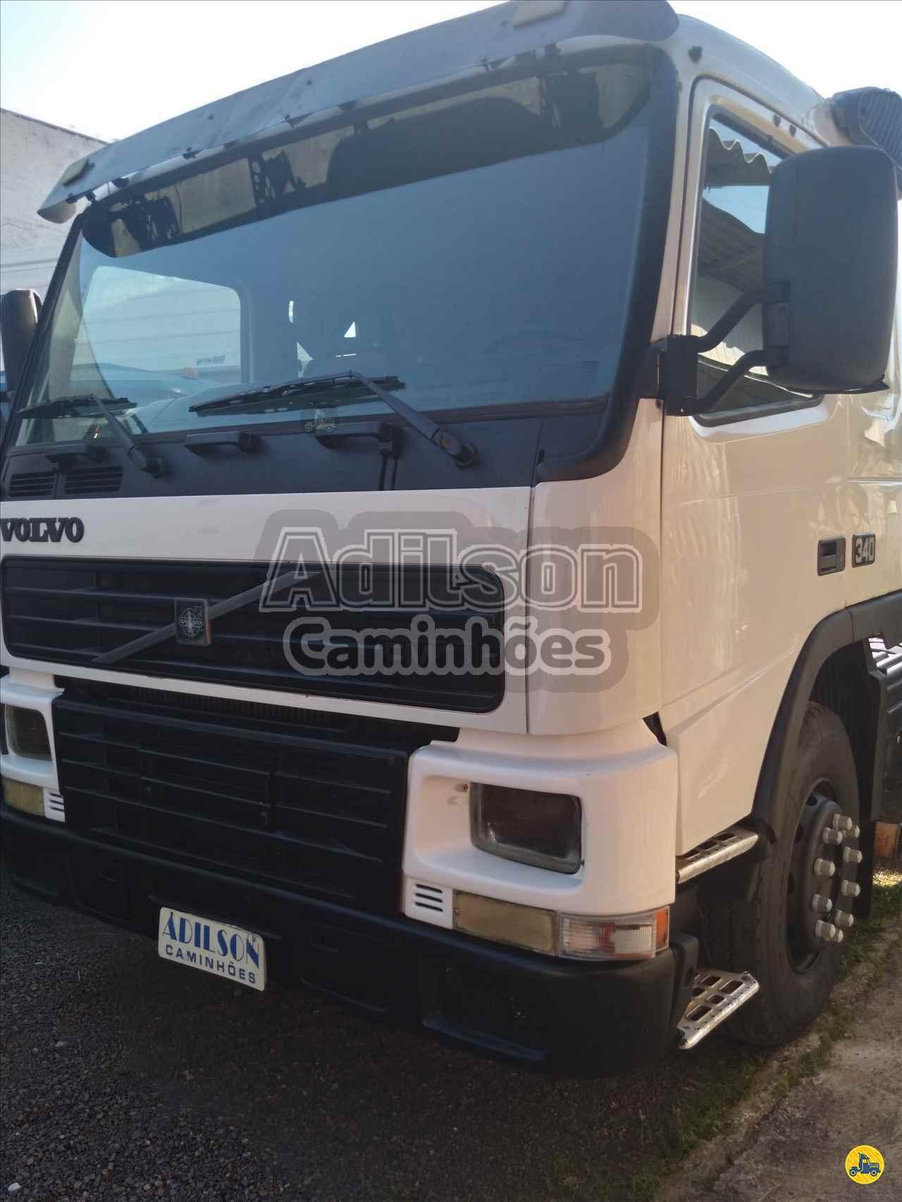 CAMINHAO VOLVO VOLVO FM12 340 Cavalo Mecânico Toco 4x2 Adilson Caminhões PORTO ALEGRE RIO GRANDE DO SUL RS