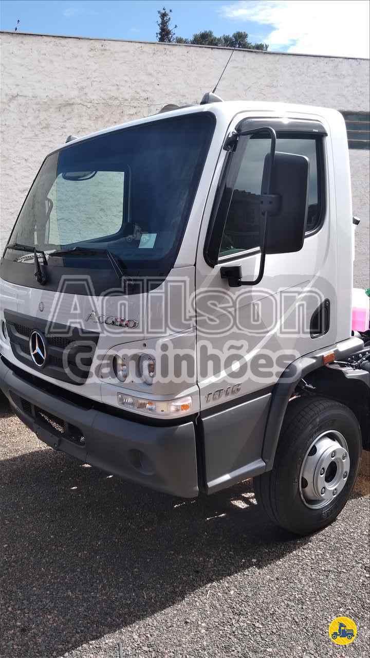 CAMINHAO MERCEDES-BENZ MB 1016 Chassis 3/4 4x2 Adilson Caminhões PORTO ALEGRE RIO GRANDE DO SUL RS