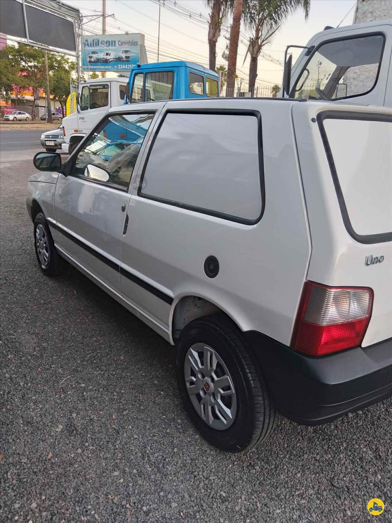 CARRO FIAT Uno Furgao 1.3 Adilson Caminhões PORTO ALEGRE RIO GRANDE DO SUL RS