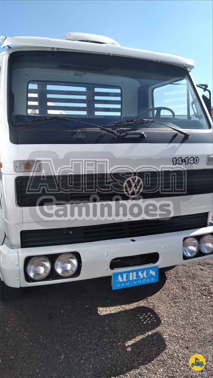 CAMINHAO VOLKSWAGEN VW 14140 Carga Seca Toco 4x2 Adilson Caminhões PORTO ALEGRE RIO GRANDE DO SUL RS