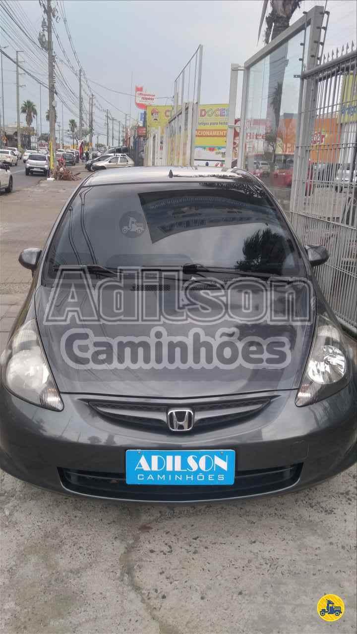 CARRO HONDA Fit 1.4 LX Adilson Caminhões PORTO ALEGRE RIO GRANDE DO SUL RS