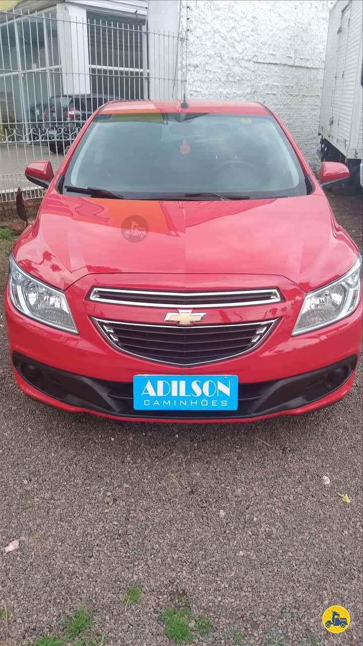 CARRO GM - Chevrolet Onix 1.0 LT Adilson Caminhões PORTO ALEGRE RIO GRANDE DO SUL RS