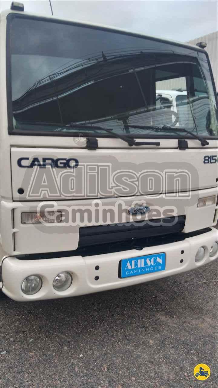 CAMINHAO FORD CARGO 815 Chassis 3/4 4x2 Adilson Caminhões PORTO ALEGRE RIO GRANDE DO SUL RS