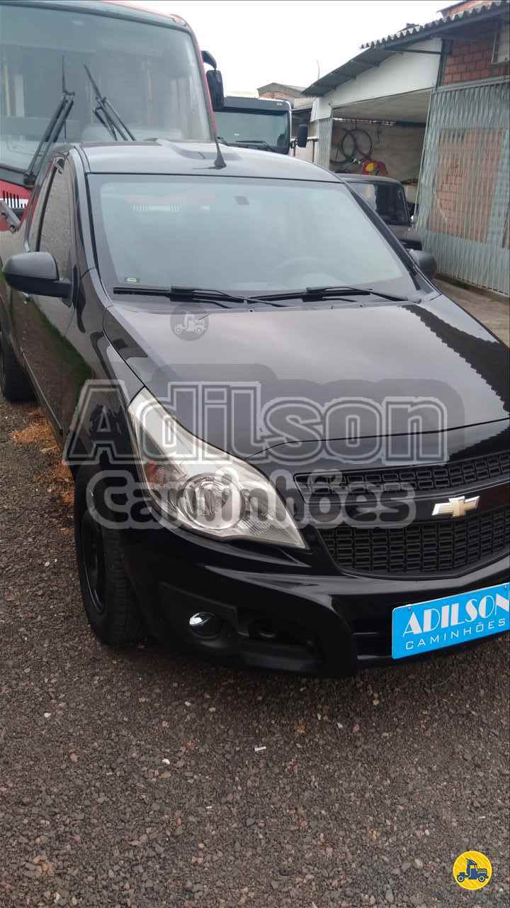 CARRO GM - Chevrolet Montana 1.4 LS Adilson Caminhões PORTO ALEGRE RIO GRANDE DO SUL RS