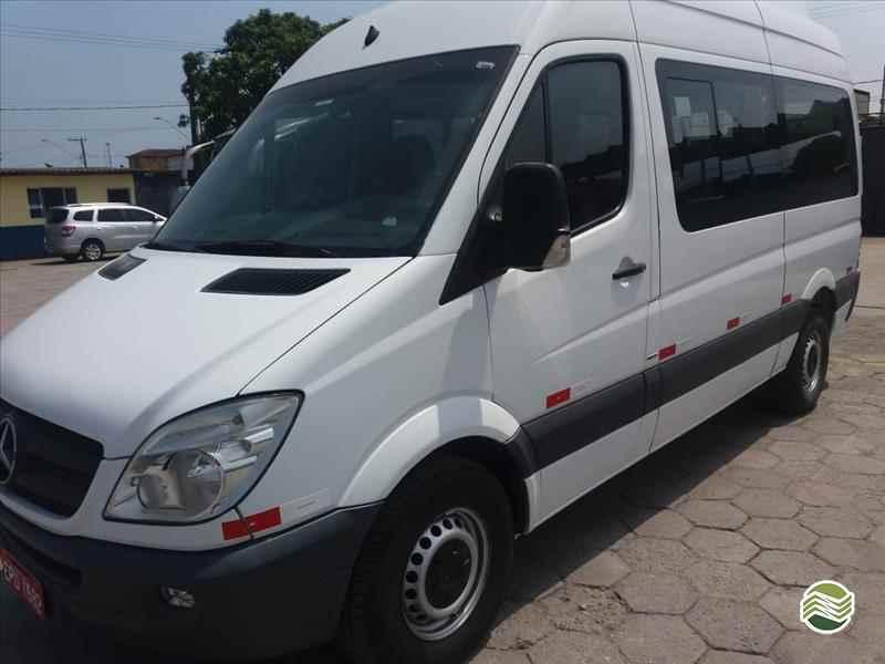 VANS MERCEDES-BENZ Sprinter VAN 415 Sumaré Máquinas e Veículos SUMARE SÃO PAULO SP