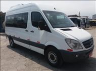 MERCEDES-BENZ Sprinter VAN 415  2013/2014 Sumaré Máquinas e Veículos